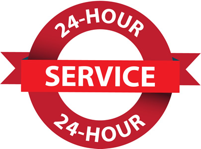 24 Hour Phone Support & Call Out Service